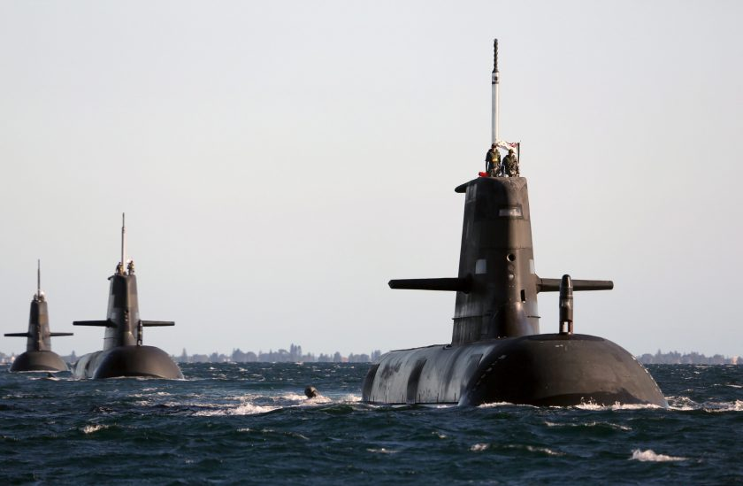 Thomas Global Systems completes delivery of Australian Submarine